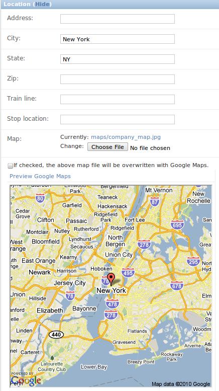 Django and Google Maps – Technology Against You